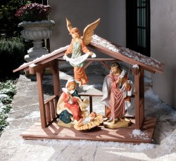 Holy Family Nativity Figures - 27 inch [RM0111]