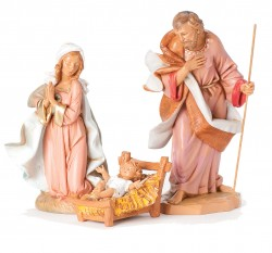 "Holy Family Nativity Set - 12""H [RMCH015]"