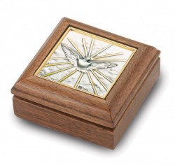 Holy Spirit Confirmation Keepsake Box [HRB0001]