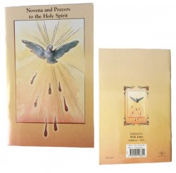 Holy Spirit Novena Prayer Pamphlet - Pack of 10 [HRNV651]