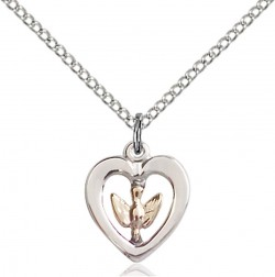 Girl's Holy Spirit Pendant [BC0060]