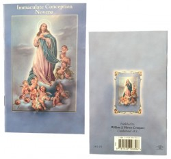 Immaculate Conception Novena Prayer Pamphlet - Pack of 10 [HRNV251]
