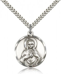 Men's Immaculate Heart of Mary Medal [CM2103]