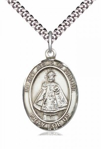 Infant of Prague Medal [EN6336]