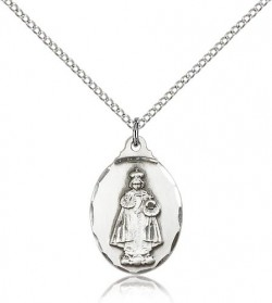 Women's Infant of Prague Pendant [CM2212]