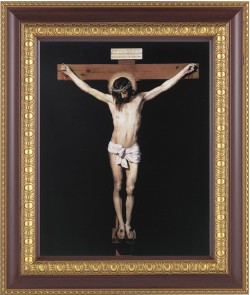 Jesus on the Cross Framed Print [HFP178]