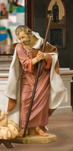 "Joseph Figure for 50"" Nativity Set [RM0191]"
