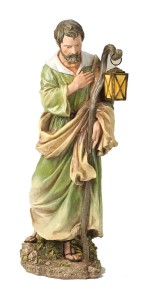 "Joseph Figurine for Holy Family Nativity 27.5"" [RM0368J]"