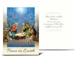 Joy to the World Christmas Card Set [HRCR8103]