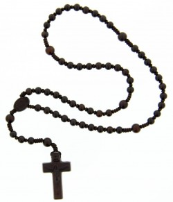 Jujube Wood 5 Decade Rosary - 6mm [RB3915]