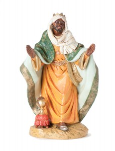 King Balthazar Figure for 18 inch Nativity Set [RM0097]