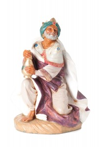 King Gasper Figure for 18 inch Nativity Set [RM0096]