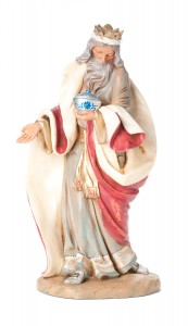 King Melchior Figure for 18 inch Nativity Set [RM0095]