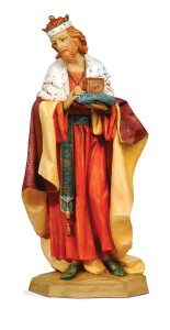 King Melchior Figure for 27 inch Nativity Set [RM0116]