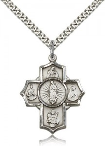Large Motherhood Pendant 5-Way [BM0032]