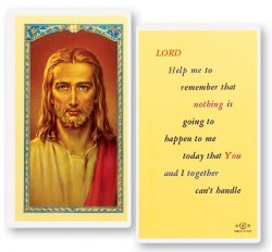 Lord Help Me To Remember Laminated Prayer Cards 25 Pack [HPR776]