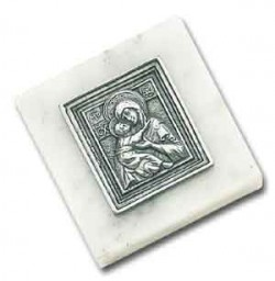Madonna and Child Paperweight [TCG0026]