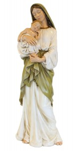Madonna and Child Statue 37 Inches [RM0409]