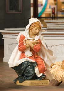 "Mary Figure for 50"" Nativity Set [RM0192]"