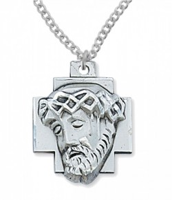 Men's Ecce Homo Necklace [MVM12120]