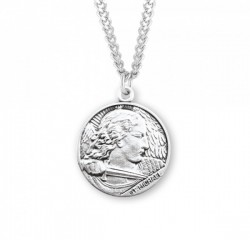 Men's Face of Saint Michael Medal [HMM3020]