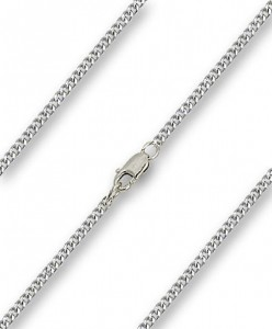 Men's Heavy Curb Chain with Clasp [BLCH0007]