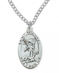Men's St. Michael Medal [MVM1046]