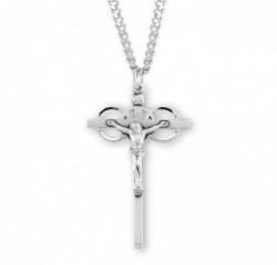 Men's Wedding Crucifix Necklace [HMM3272]