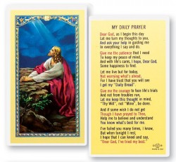 My Daily Laminated Prayer Cards 25 Pack [HPR711]