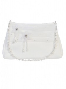 Organza Flower First Communion Purse [TTP002]