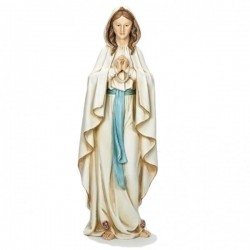 "Our Lady of Lourdes Statue 23"" [RM0408]"