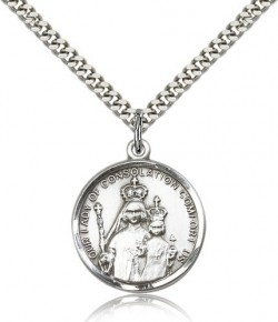 Our Lady of Consolation Medal [CM2085]
