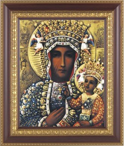 Our Lady of Czestochowa Framed Print [HFP223]