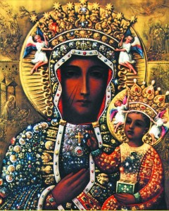 Our Lady of Czestochowa Print - Sold in 3 per pack [HFA1144]