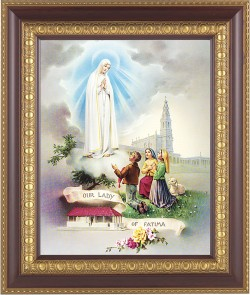 Our Lady of Fatima Framed Print [HFP213]