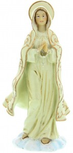 "Our Lady of Fatima Statue 4"" [RM41834]"