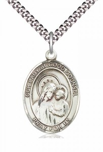 Our Lady of Good Counsel Medal [EN6415]