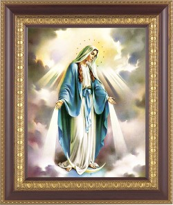 Our Lady of Grace Framed Print [HFP200]
