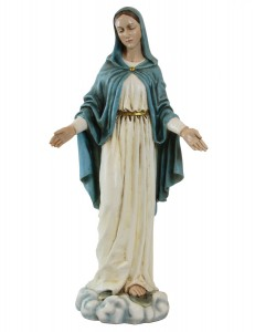 "Our Lady of Grace Statue 24"" [SAR1013]"