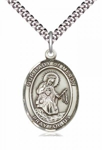 Our Lady of Grace of Mercy Medal [EN6417]