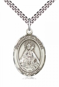 Our Lady of Grace of Olives Medal [EN6431]