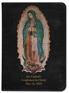 Our Lady of Guadalupe Catholic Bible [NGB017]