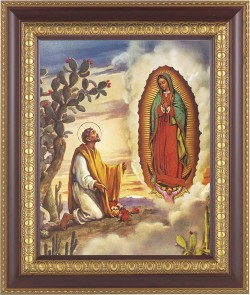 Our Lady of Guadalupe Framed Print [HFP219]