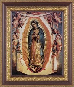 Our Lady of Guadalupe Framed Print [HFP221]