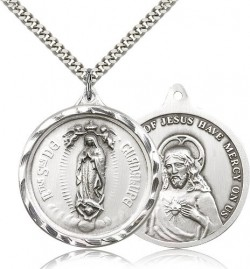 Our Lady of Guadalupe Medal [CM2138]