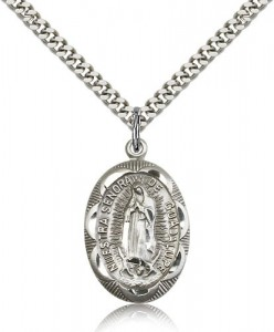Our Lady of Guadalupe Medal [BM0531]
