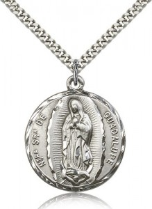 Our Lady of Guadalupe Medal [BM0542]