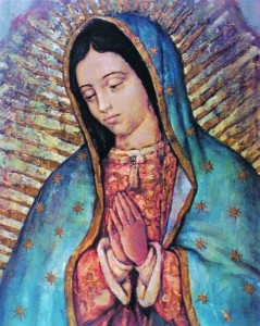 Our Lady of Guadalupe Print - Sold in 3 per pack [HFA1147]