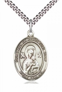 Our Lady of Perpetual Help Medal [EN6351]