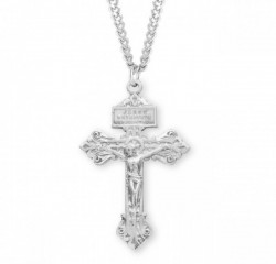 Pardon Crucifix Necklace for Men [HMM3312]
